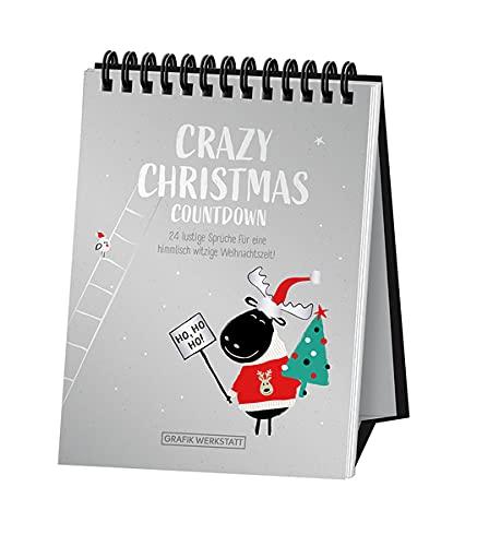 "Adventszeitverkürzer ""Crazy Christmas Countdown"": Adventskalender"