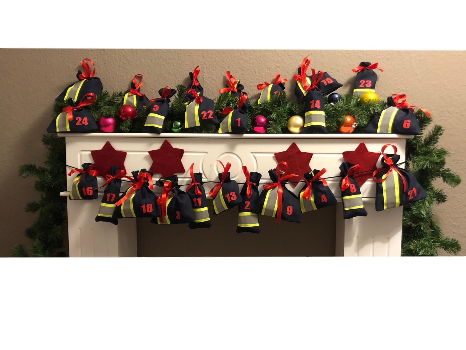 Adventskalender Feuerwehr