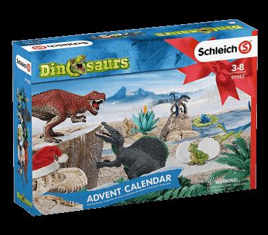 Adventskalender Schleich dinosaurs 2019 thumbnail