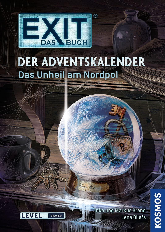 Das Unheil am Nordpol - Exit - Adventskalender 2021