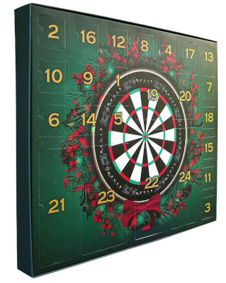 DartsPool Αdventskalender 2020 Advanced Version