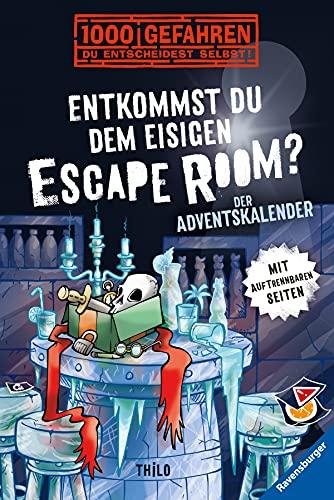 Der Adventskalender - Entkommst du dem eisigen Escape Room? (1000 Gefahren) variant
