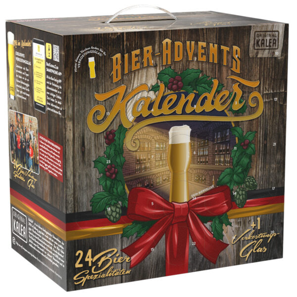 Kalea Deutsche Biere Adventskalender