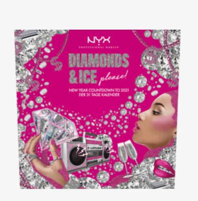 NYX Diamonds & Ice Adventskalender 2020