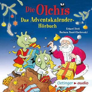 Die Olchis Hörbuch Adventskalender 2016