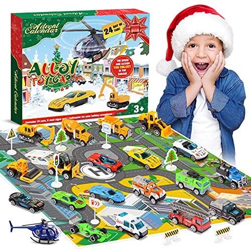 Diyfrety Spielzeug Adventskalender