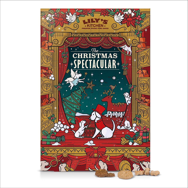 Christmas Spectacular Dog Advent Calendar