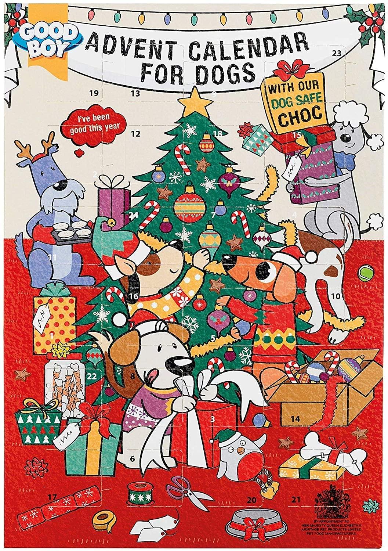 Advent Calendar For Dogs 2020
