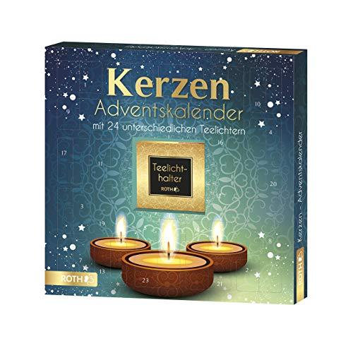 ROTH Kerzen-Adventskalender 2020