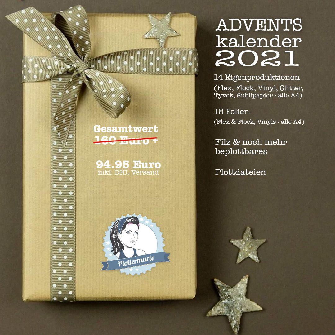 Plottermarie Adventskalender 2021 thumbnail