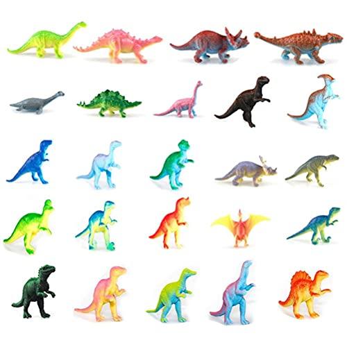 Adventskalender Dinosaurier 2021 Pädagogisches Weihnachten Adventskalender 24 Tage Countdown Kalender Simulation Dinosaurier Modelle Tierspielzeug Geschenk für Jungen Mädchen