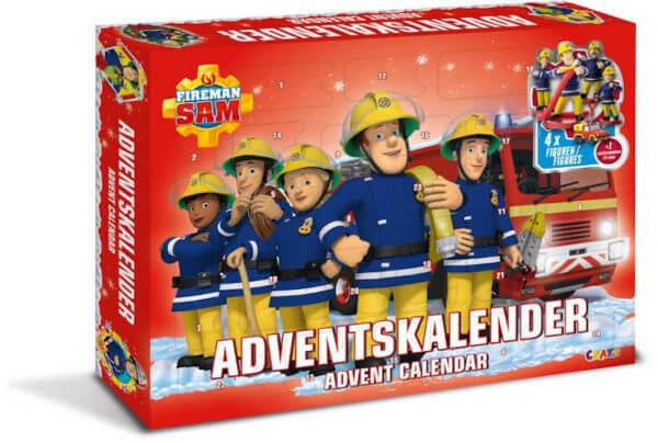 amazon Feuerwehrmann Sam Adventskalender