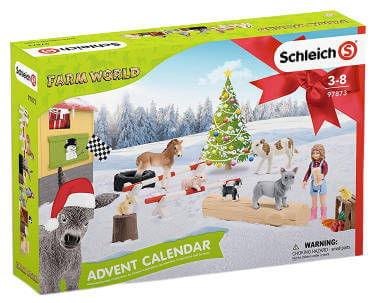 Adventskalender Schleich Farm World 2019 thumbnail