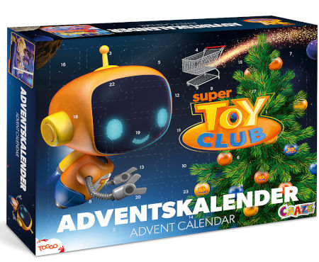 Super Toy Club Adventskalender