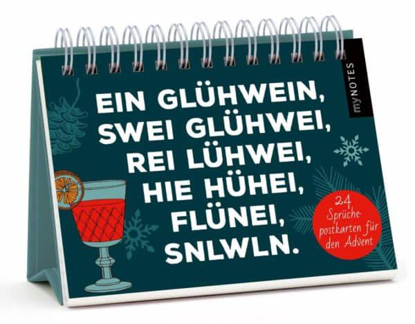Amazon Postkarten Adventskalender