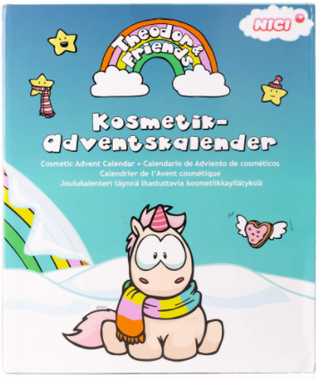 Accentra Einhorn Adventskalender