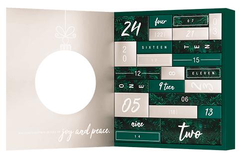 Eis Adventskalender Deluxe 2019