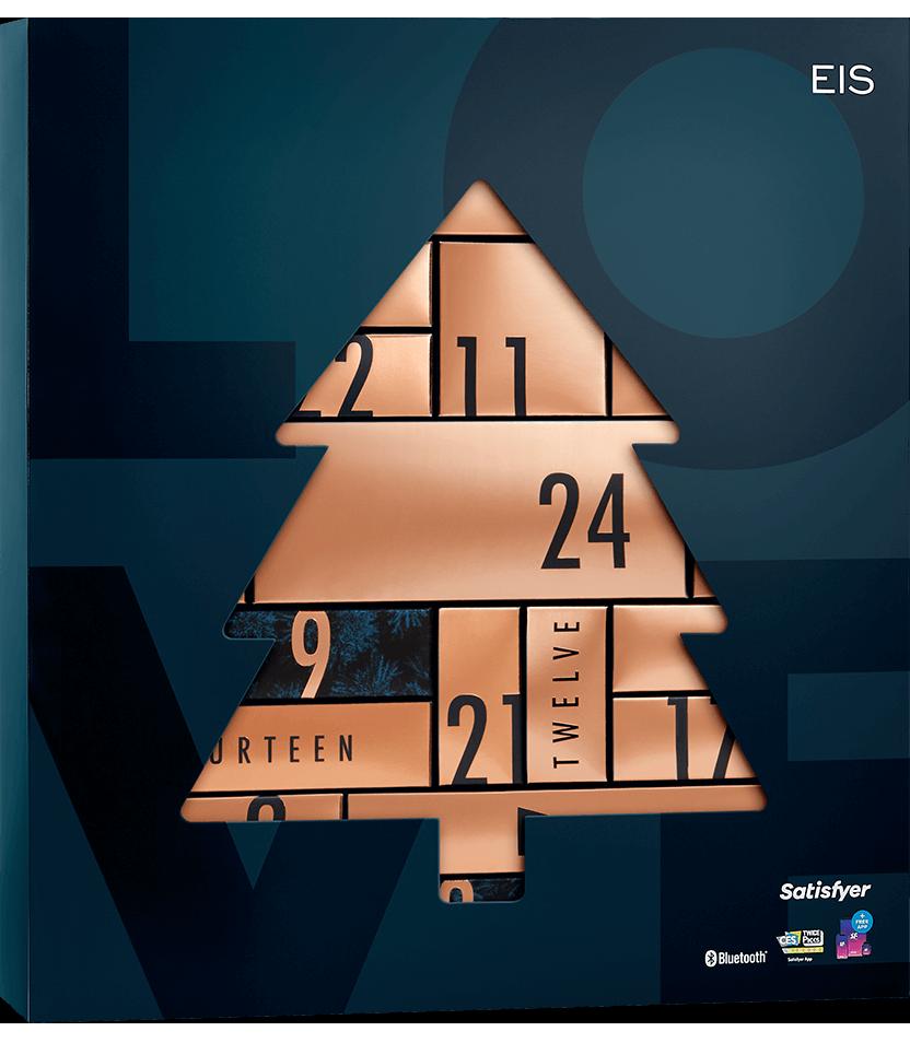 Eis Adventskalender Deluxe 2020