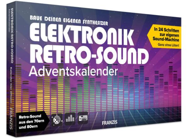 Elektronik Retro-Sound Adventskalender 2020