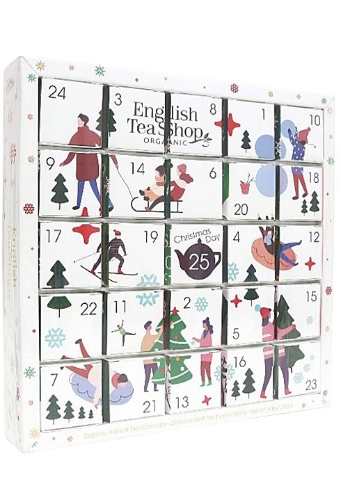 English Tea Advent Calendar