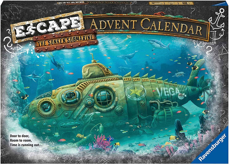 Escape Room Advent Calendar 2021