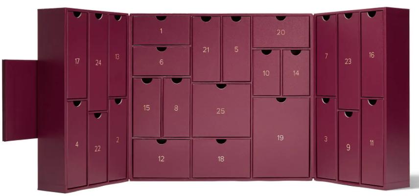 ESPA Hidden Treasures Advent Calendar 2021