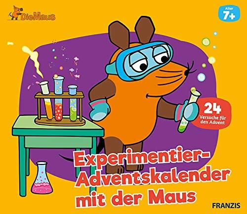 Franzis Experimentier mit der Maus 2021