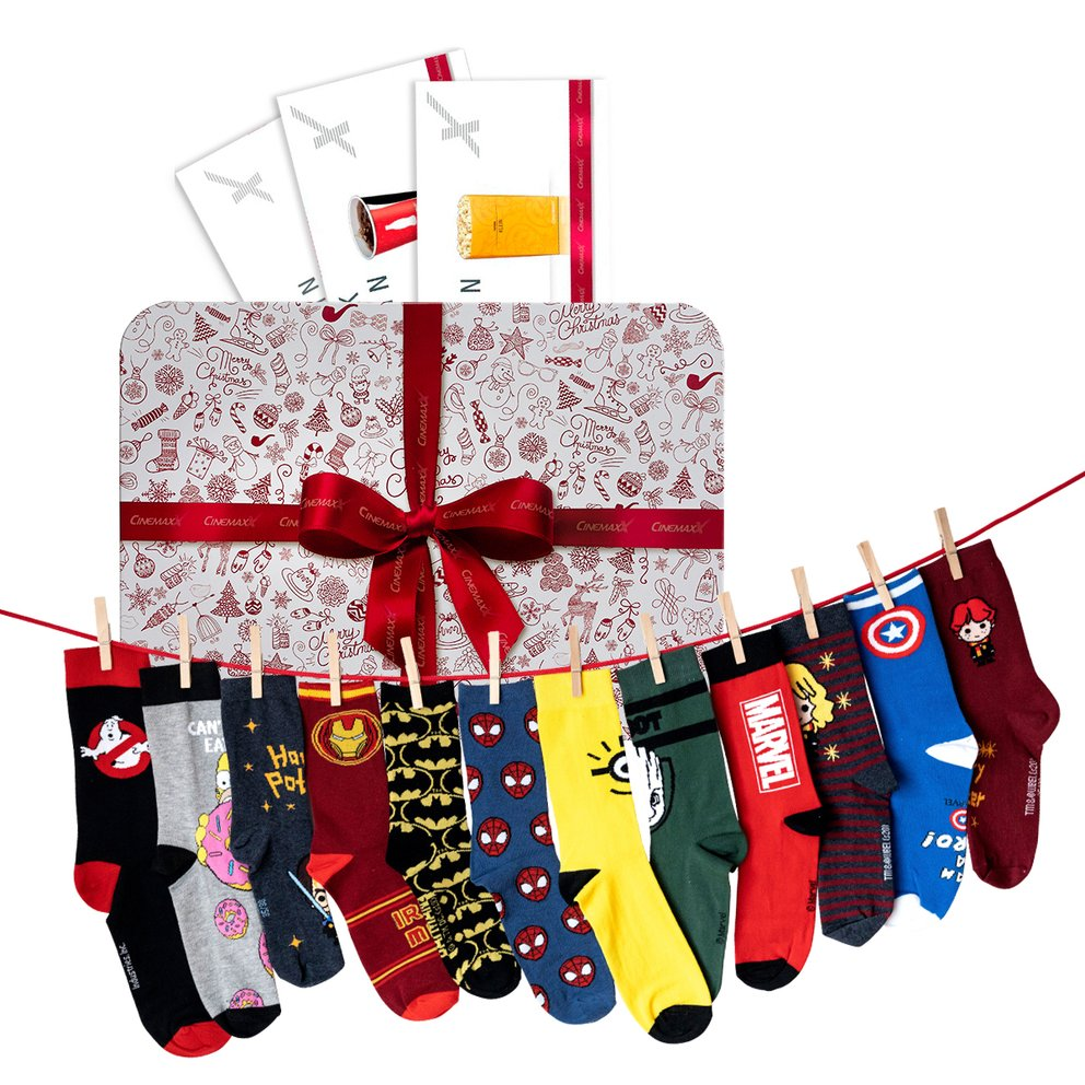 FANtastischer Socken Adventskalender