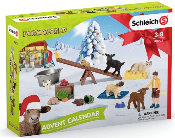 SCHLEICH Farm World Adventskalender