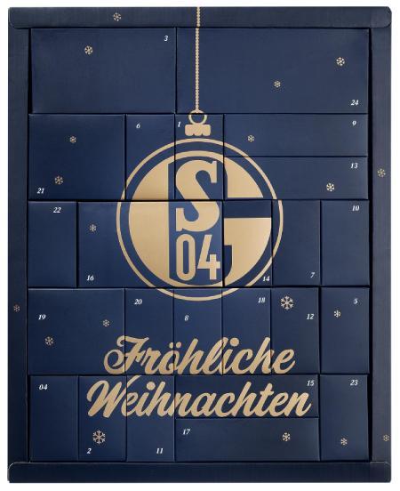 FC Schalke Adventskalender Premium 2020
