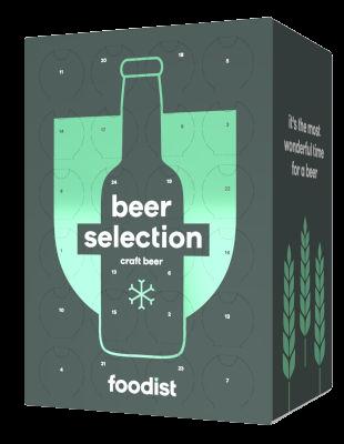 Foodist Craft Beer Adventskalender 2021