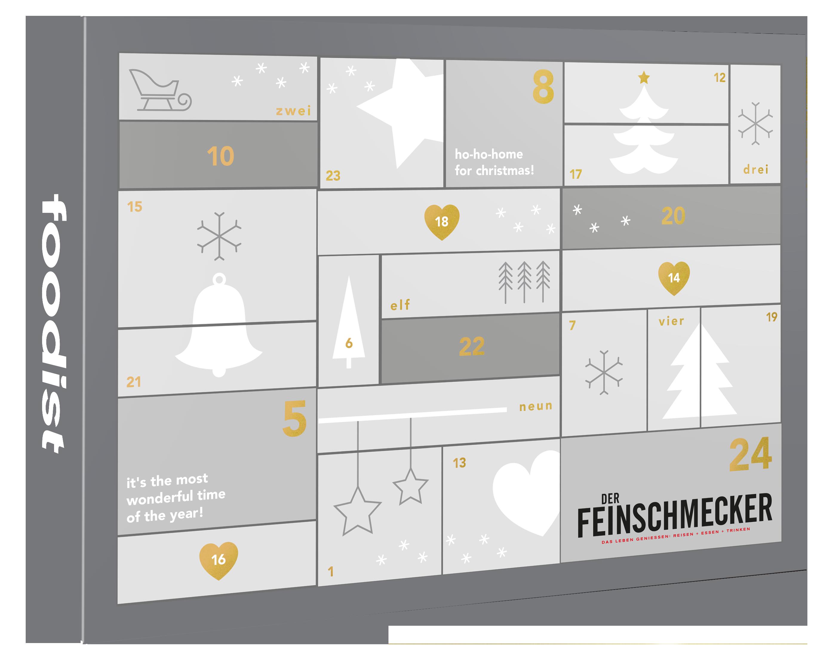 Feinschmecker Adventskalender 2020