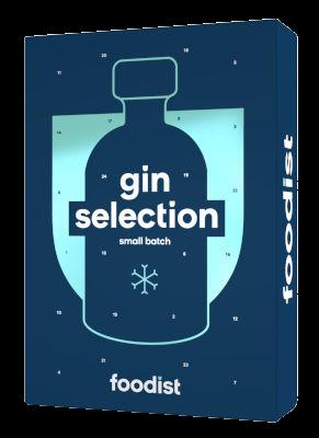 Foodist Gin Adventskalender 2021