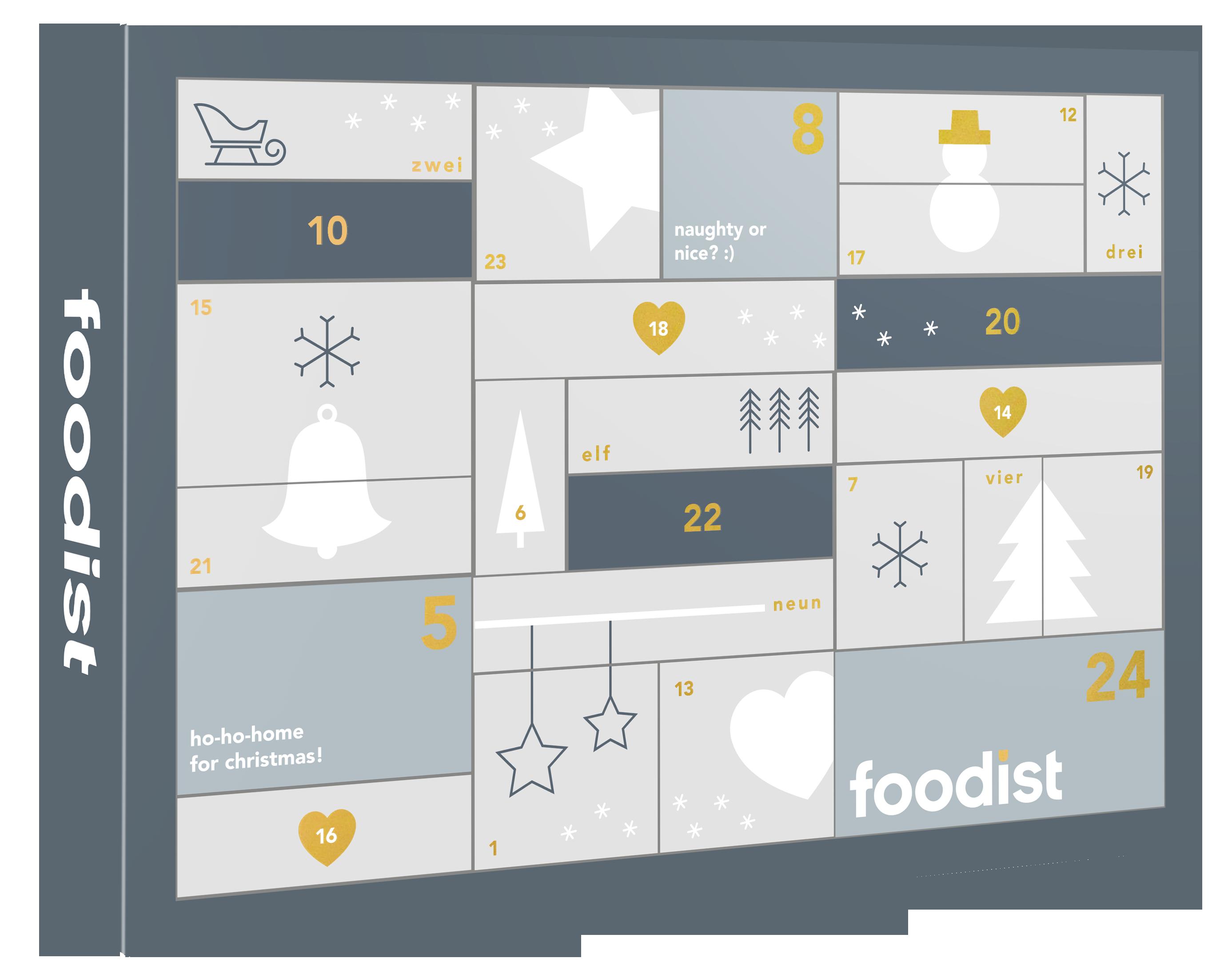 Premium Gourmet Adventskalender 2020