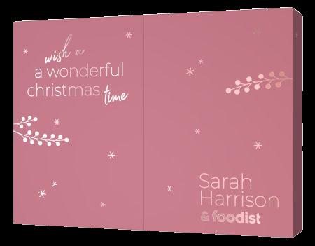 Sarah Harrison Adventskalender 2021