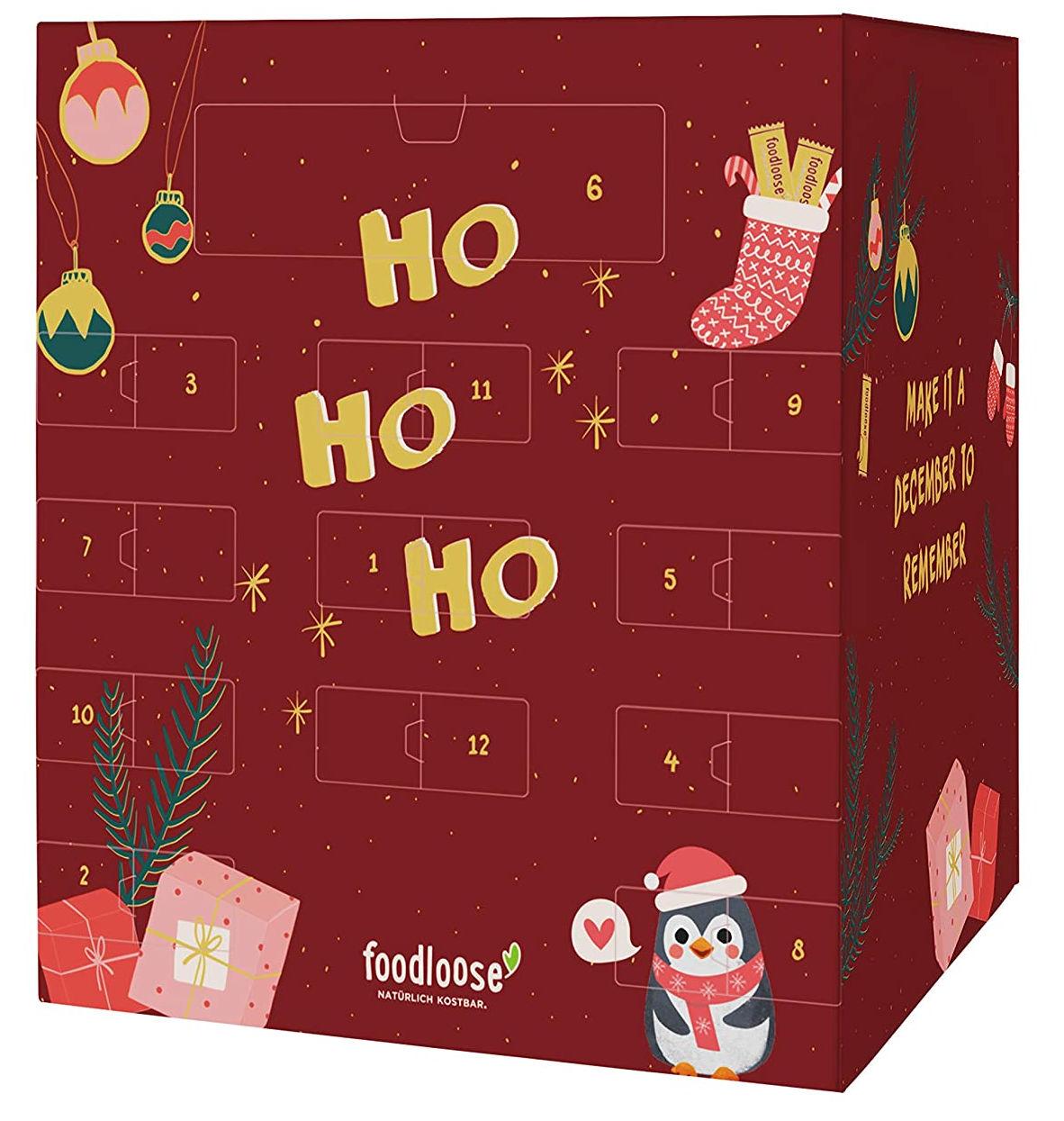 Foodloose-Snacks Kalender