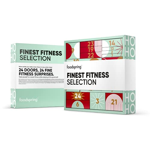 Foodspring Finest Fitness 2021