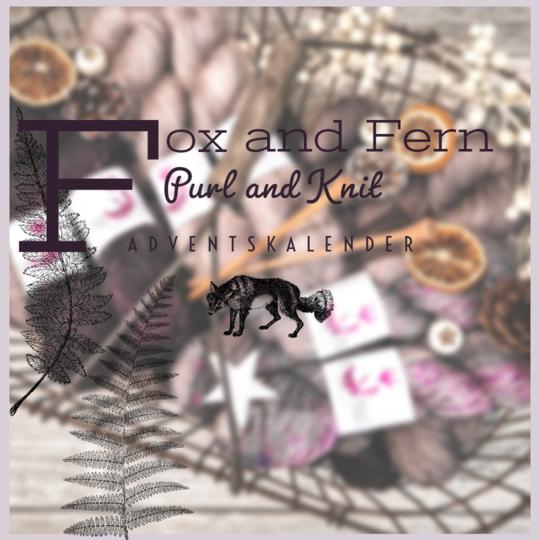 Fox and Fern Garn Adventskalender 2021