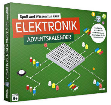 Franzis Elektronik Adventskalender