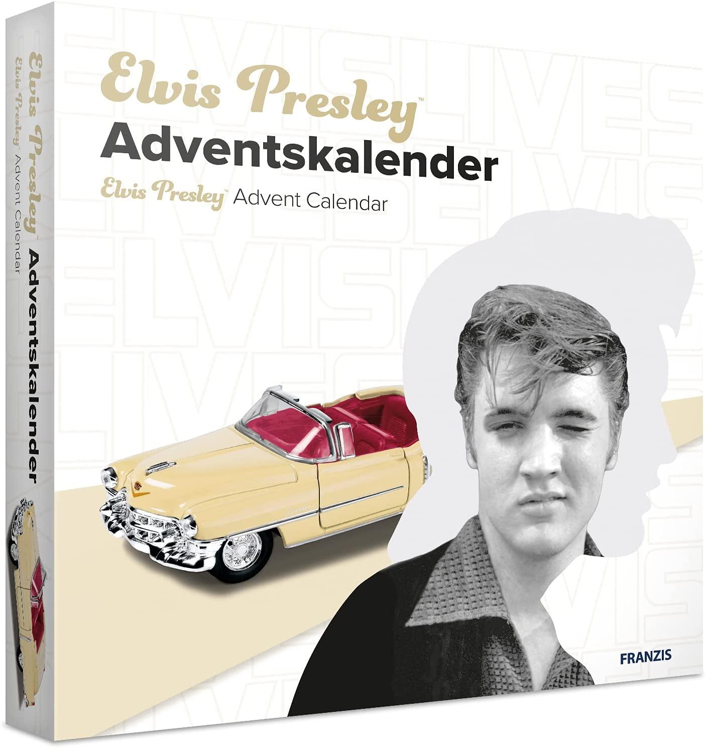 FRANZIS Elvis Presley Adventskalender