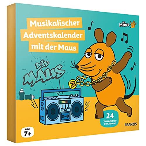 Franzis 67270-4 Adventskalender mit der Maus – detail 1