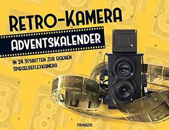 Franzis Retro Kamera Adventskalender 2018