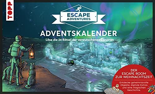 Frechverlag Adventskalender Escape-Eisruinen