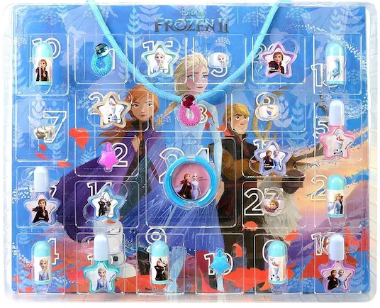 Frozen Adventskalender 2021