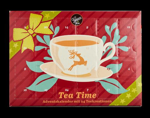 Gepp's Tea Time 2021