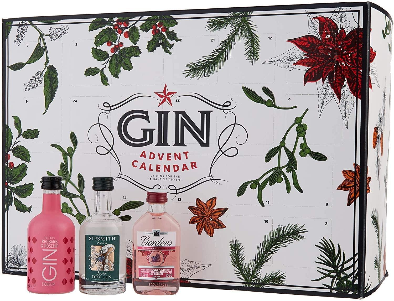 Gin Advent Calendar 2019