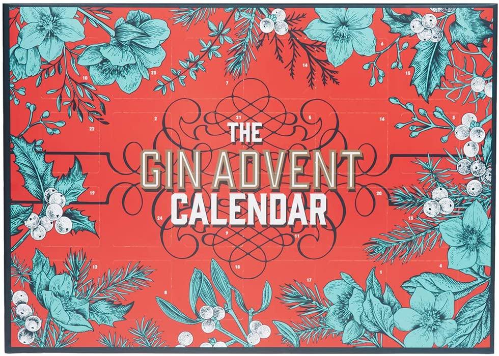 Gin Advent Calendar 2020