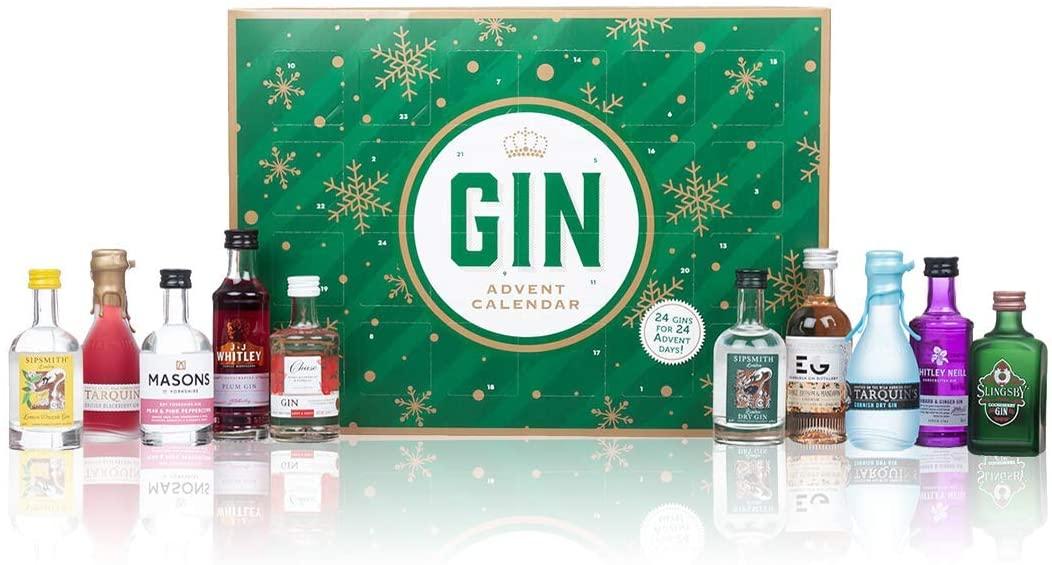 Christmas Gin Advent Calendar 2020
