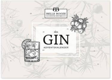 Belle Booze Gin Kalender 2020