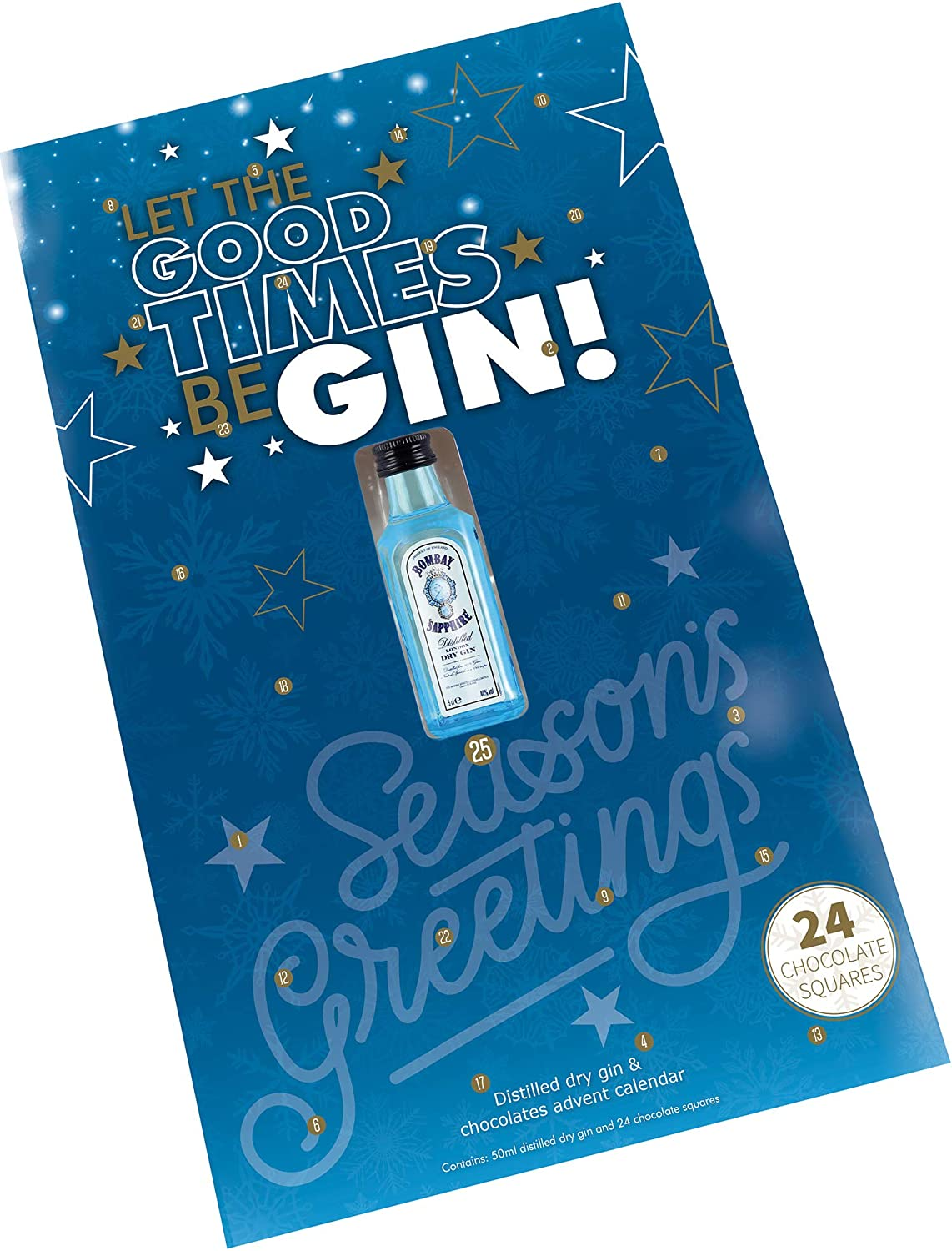 Let The Good Times Be GIN!